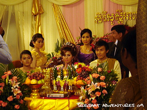 Khmer wedding ritual 2
