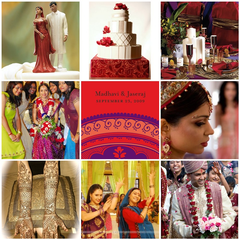 Hindu Wedding Theme Ideas: The Indian Wedding Celebration