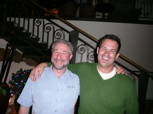 Hosts Ken Grossman & Sam Calagione