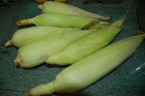 sweetcorn Oct 09