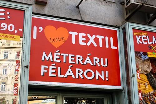 I Heart Textil