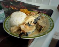 almuerzo marino