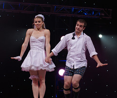 129 - Broadway - Evan & Melissa (dictationmonkey) Tags: soyouthinkyoucandance sytycd sytycd2009indianapolis