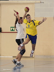 Lidia (malaga norte) Tags: handball femenino maravillas cmn balonmano cadete mariamolina malaganorte