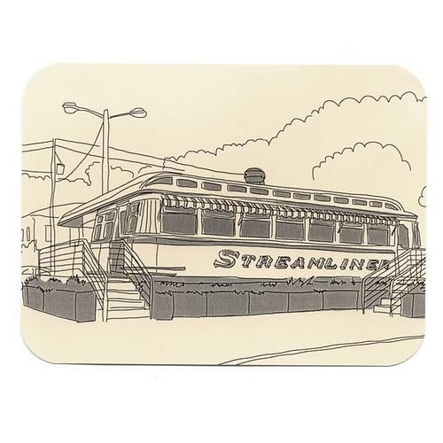 Streamliner #1
