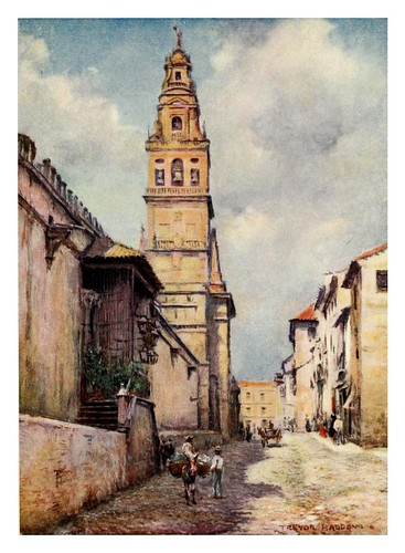 023-Córdoba-Calle Cardenal Herrera-Southern Spain 1908- Trevor Haddon