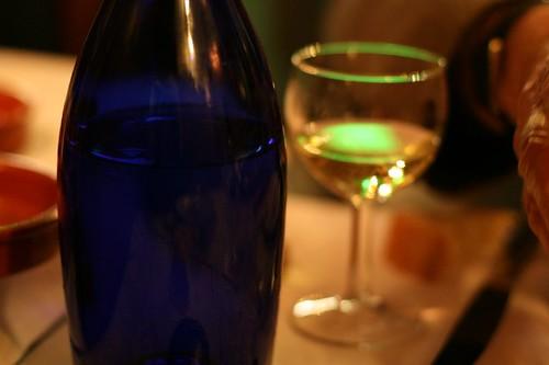 A Bottle, A Glass