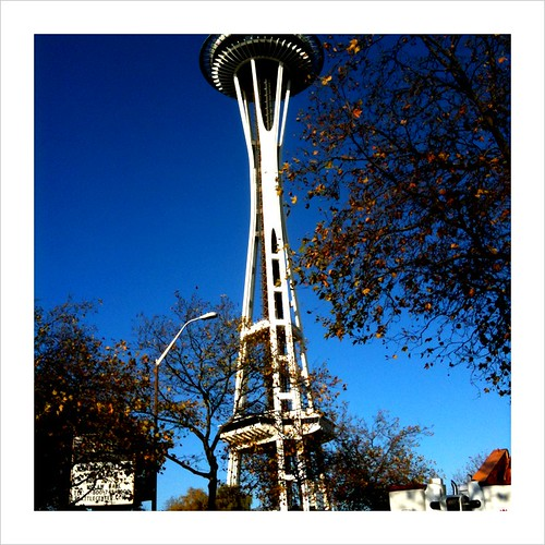 The Space Needle!