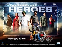 [Poster for Heroes]