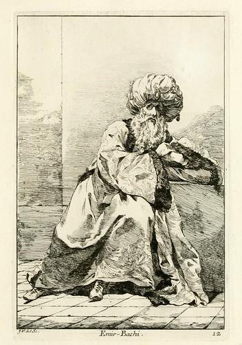 011- Emir Bachi-Caravanne du sultan ala Mecque…1748- Joseph Vien