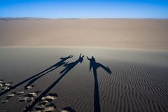 Shadows in the Sand (GlobalGoebel) Tags: africa shadow canon 350d rebel xt sand shadows dunes dune namibia 1022mm skeletoncoast wildernesssafaris skeletoncoastpark skeletoncoastcamp journeysunforgettable skeletoncoastwilderness