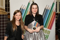 Green Pencil Award winners 2008 and 2009 (Tales of One City) Tags: edinburgh environmental competition environment publiclibraries creativewriting greenpencil edinburghcitylibraries greenpencilaward