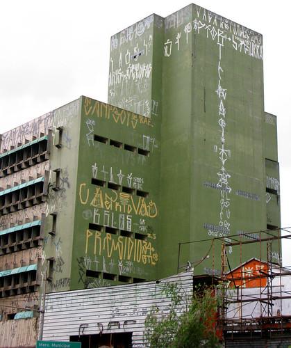 SP - Pixação - 2009