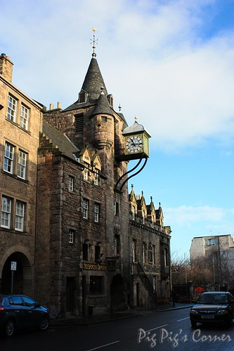 edinburgh 04 Canongate Tolbooth