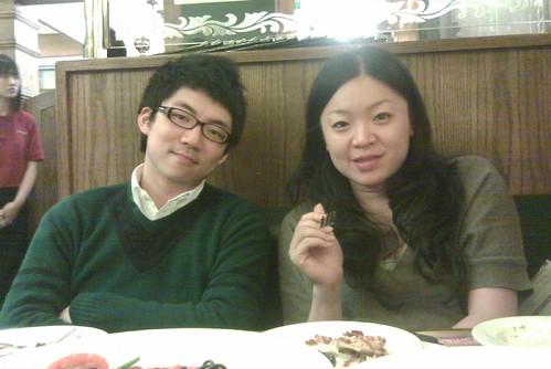 Tony and Yao