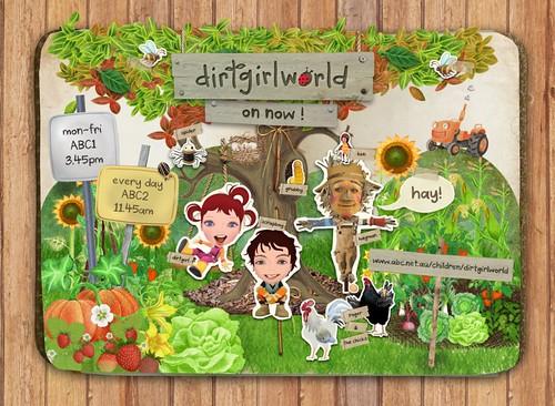 dirtgirlworld online