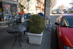 New bike parking on E. Burnside-3