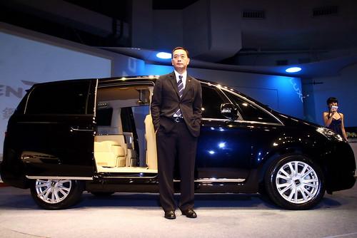 嚴凱泰_Luxgen 7 CEO