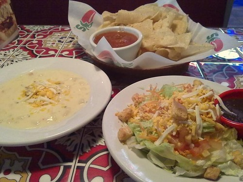 Chili's Endless Express Lunch