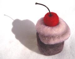 Purple CupCake 2