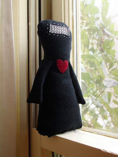 A Plush A Day Challenge: Day 21 - Mender of Broken Hearts