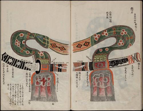 Arai Hakuseki - Ezo-shi (1720) d