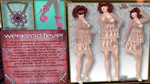 Weekend Fever Donna Flora