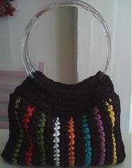 AsartesDana (Forum - Atelier Das Artes) Tags: crochet biscuit tear bijutaria madeira malas trico tecido chacota fatbag trapilho pontotunisiano pontoperuano