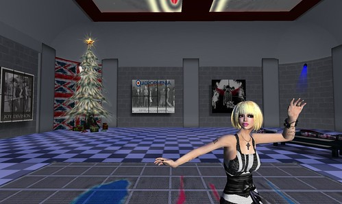 raftwet at popscene party