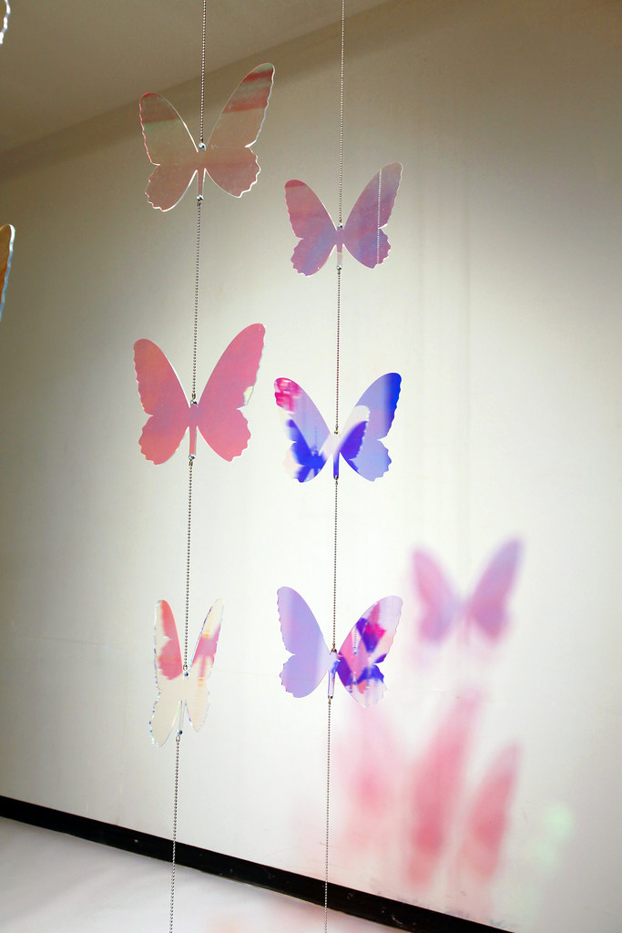 nancy braver scatter blossom flutterflies  309 Pine Ave