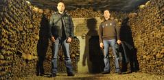 Catacombs of Paris (scottjenk) Tags: paris france skulls death graves bones burial catacombs massgrave humanbones massburial