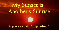 My Sunset Banner