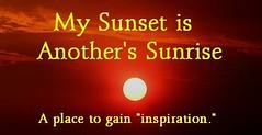My Sunset Banner
