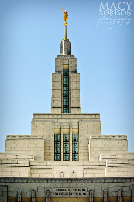 Draper Utah LDS (Mormon) Temple