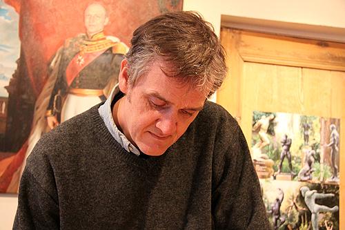 Ernesto 橄欖油店-Delft-091229