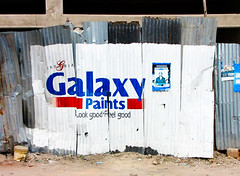 Galaxy paints