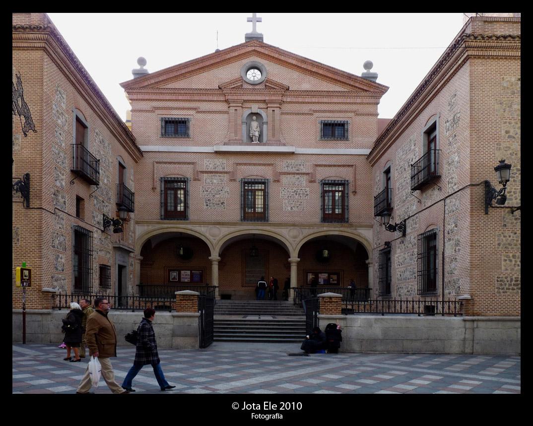 De Madrid Al Cielo Iglesia Parroquia De San Gines