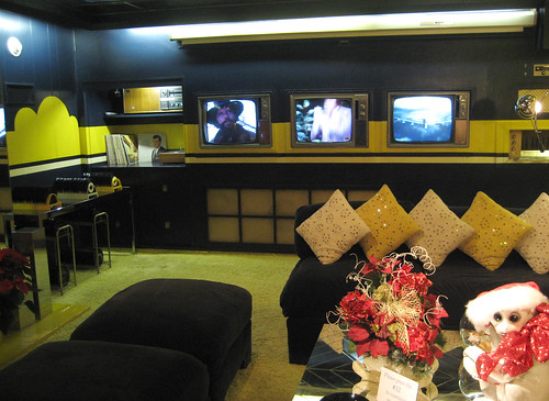 The TV Room, Graceland