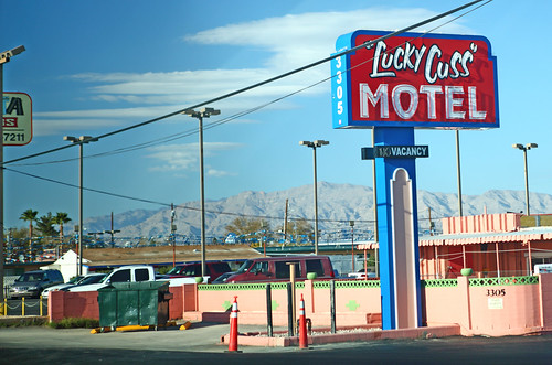 las vegas signage. USA Las Vegas Signs Lucky Cuss. Las Vegas is the most populous city in the