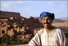 Action has been involved in several films made in this area (laheringer) Tags: people man northafrica worldheritagesite morocco maghreb ksar aitbenhaddou maghrib  canon24105mmlens