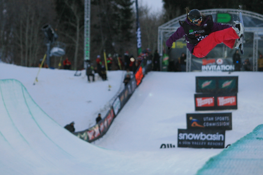 Kelly Marren - 4th Place