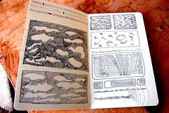 sketch-book drawings