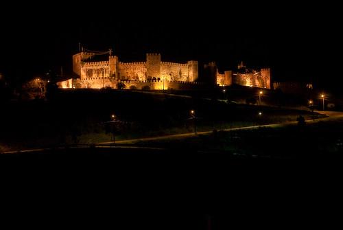 Day #18 - Montemor-o-Velho Castle