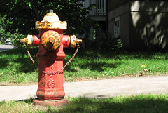 Borne-fontaine / Fire Hydrant (Gerard Donnelly) Tags: hydrant