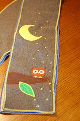 mlw.enjoy (mlw.enjoy) Tags: new winter england color fashion scarf work ma michael gnome warm handmade stripes craft fringe sew lynn chandelier hoody enjoy owl mohawk block cashmere patch mass fleece paisley applique function repurposed reclaimed attleboro pieced upcycled wherley scoody scoodie mlwenjoy michaelwherley