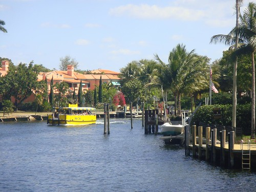 Fotos-Miami-US-Fort-Lauderdale-Venecia-Americana-Canales-Port-Everglades-Tour-2009
