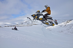 361N F (kira2011) Tags: lewis hills sleds