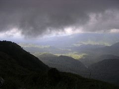 Ponmudi (Aji .) Tags: sky nature clouds forest river nikon stream hill kerala hideandseek hills waterfalls coolpix streams ajish trivandrum technopark allianz hideseek ponmudi godsowncountry streamsandrivers allianzcornhill