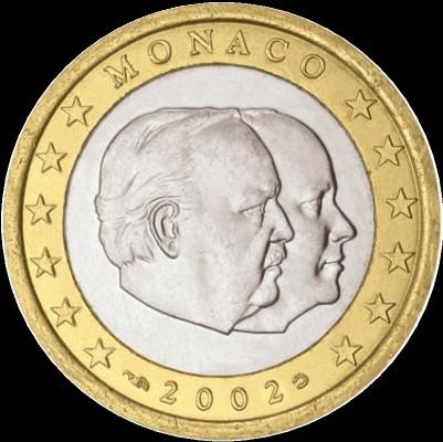 1 Euro Monaco 2002