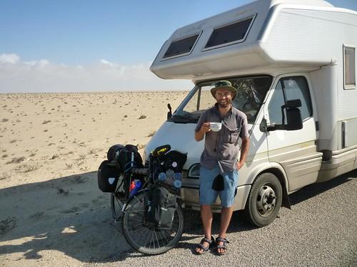 Beer in the Sahara